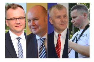 Czterech chętnych na fotel burmistrza Mławy