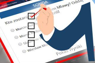 Ostatnia szansa by oddać swój głos w sondzie wyborczej
