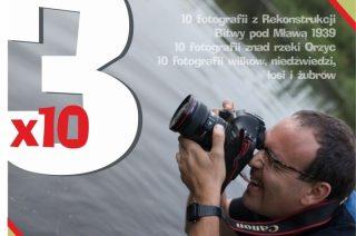 3×10 wystawa fotografii Macieja Jóźwiaka w MDK