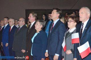 Konwencja wyborcza PiS w Mławie