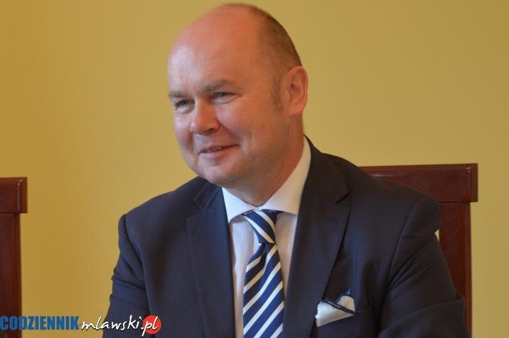 Wyniki wyborów samorządowych 2018 Mława Sławomir Kowalewski kto burmistrzem Mławy kto wygrał wybory w Mławie