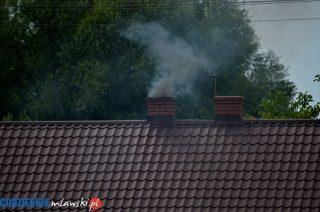 Czujnik monitorowania jakości powietrza już działa w Czernicach Borowych