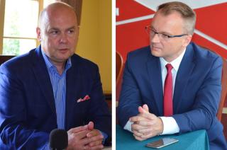 Starcie kandydatów. Kowalewski i Burchacki spotkali się w sądzie
