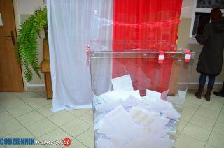 Są częściowe wyniki wyborów do sejmu. Jak wypadli mławscy kandydaci?