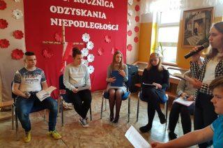 """""""Narodowe czytanie"""" w Nosarzewie Borowym"""