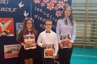 Jan Lempek i Natalia Boras laureatami konkursu plastycznego
