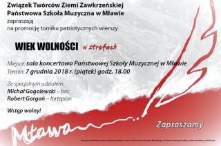Nowy tomik wierszy i szkice naszych burmistrzów i starostów