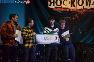 6 BM z Lublina zwycięzcą tegorocznego Rockowania, mławska Release też na podium