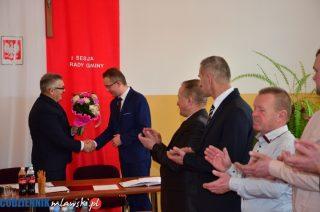 Dzierzgowo. Marek Tkacz przewodniczącym, Sławomir Zaborowski jego zastępcą