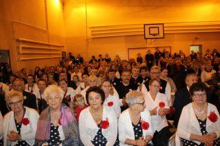 Święto setnej rocznicy odzyskania niepodległości w Stupsku