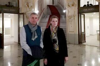 Inga Piwowarska debiutuje w orkiestrze Filharmonii w Zurychu