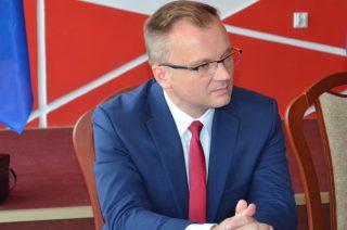 Marcin Burchacki zostaje prezesem ciechanowskich wodociągów