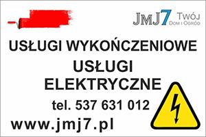 jmj7 twój dom i ogród usługi elektryczne czyszczenie elewacji Mława