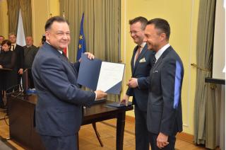Sejmik wybrał nowe władze. Rządzić będzie koalicja PO-Nowoczesna-PSL