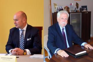 Burmistrz Kowalewski odcina się od współpracy z powiatem. Czy to osobiste urazy?