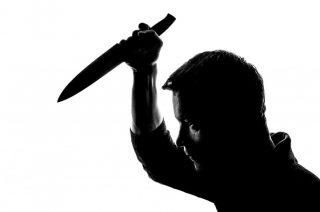 Sprzeczka Ukraińców zakończona pchnięciem nożem