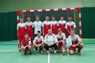 Sportowcy z SP 3 – Wicemistrzami Rejonu w piłce nożnej