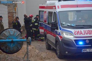 Sprawa śmiertelnego wypadku na budowie trafia do mławskiego sądu