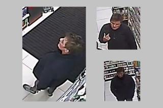 Ukradł perfumy. Policja publikuje wizerunek sprawcy