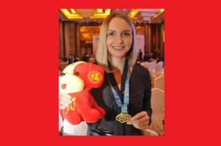 Natalia Sadowska mistrzynią świata w warcabach