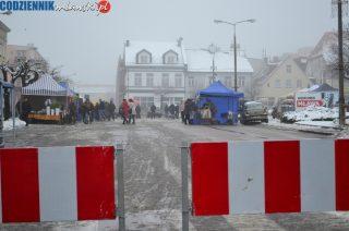 Stary Rynek zamknięty dla ruchu. Będzie Jarmark Bożonarodzeniowy