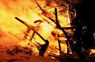 Rodzina spod Chorzel straciła cały dobytek w pożarze! Możesz pomóc? Pomóż!