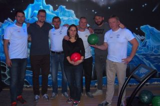 EKO nowym liderem w lidze bowlingowej