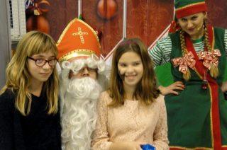 Mikołaj już odwiedza grzeczne dzieci. Był w Wieczfni Kościelnej