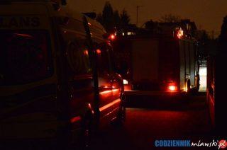 Pięcioosobową rodzinę na ulicy Batorego uratował czujnik czadu