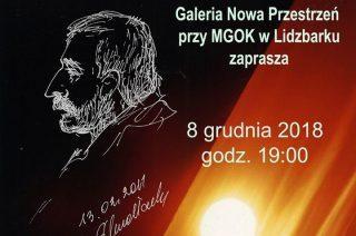 Wystawa i jubileusz Janusza Dębskiego w Lidzbarku Welskim