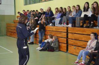 Policja przeszkoliła wolontariuszy WOŚP