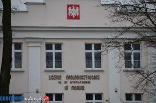 Zarząd powiatu ogłosi konkurs na dyrektora I LO w Mławie