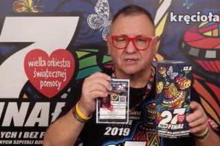 Jurek Owsiak zaprasza na finał WOŚP do Mławy! [zobacz video]