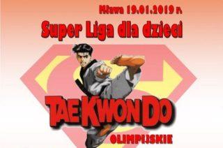 Zawody Teakwondo olimpijskie już w tę sobotę w Mławie