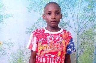 Szkoła Podstawowa nr 3 wspiera chłopca z Kenii