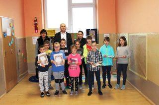 Kącik gier planszowych w Zespole Placówek Oświatowych w Szreńsku
