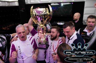 Barcontrol Mistrzem VI edycji ligi bowlingowej