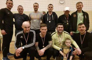 Gold Team powtórzył sukces. Pietruś z koroną
