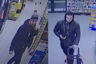 Kradli w Biedronce. Policja publikuje wizerunki sprawców