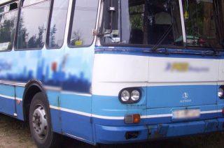 """27-latek """"pożyczył"""" autobus, by sobie pojeździć. Był pijany"""