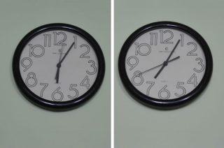 Czy przestawiliście już zegarki?