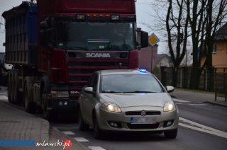 Okradziono ciężarówkę. Łupem złodziei paliwo i akumulatory