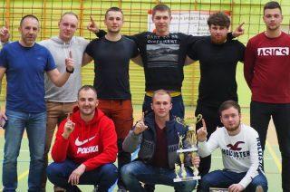 Triumf Kozłowa w Powiatowej Lidze Amatorów Siatkówki