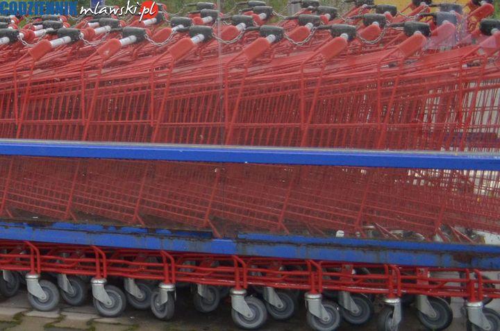 We dwóch okradli dwa supermarkety