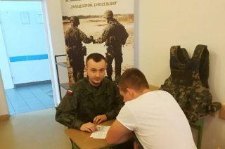 Uwaga, konkurs na pracodawców przyjaznych żołnierzom Wojsk Obrony Terytorialnej