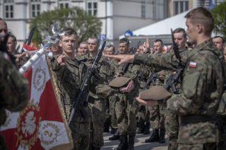 Kolejni mławianie w szeregach WOT. Złożą przysięgę wojskową