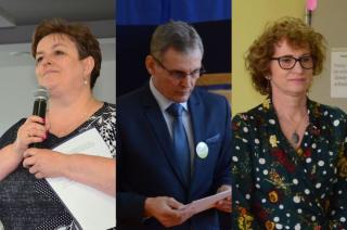 """Nowi – """"starzy"""" dyrektorzy w SP 6 i ZPO nr 2. Z MPS nr4 odchodzi dyrektor Hanna Kasztelan"""
