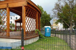 Będzie remont estrady w parku. Miasto szuka wykonawcy