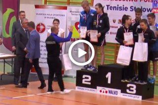 Mistrzostwa Polski Juniorów w Tenisie Stołowym – finały