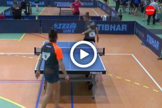 Trwa transmisja: Mistrzostwa Polski Juniorów w Tenisie Stołowym
